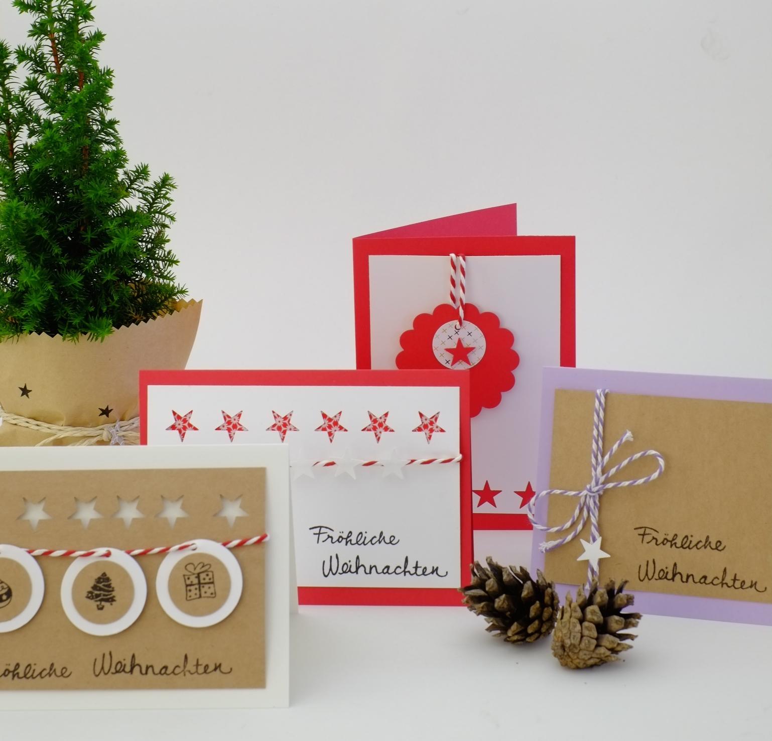 weihnachtskarten herr und frau krauss shop und blog. Black Bedroom Furniture Sets. Home Design Ideas